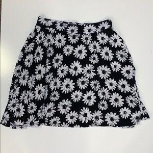 Daisy Skater Skirt